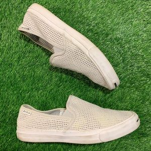 Converse Jack Purcell Slip On Sneakers Size 10